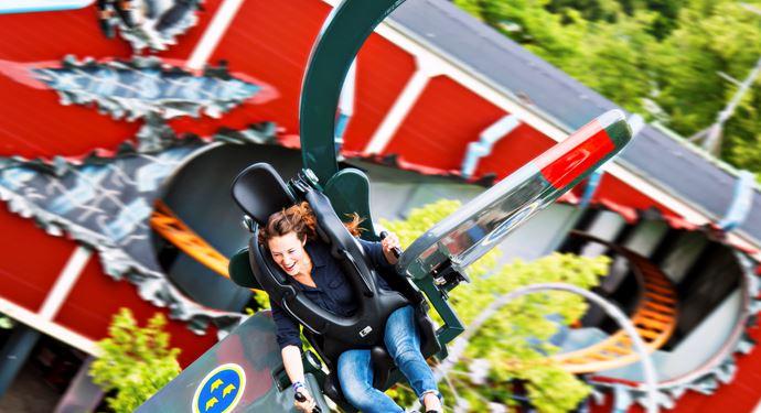 Bakkens sjove Skyroller - køb turbånd online og spar op til 50 kr.