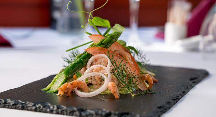 Spis på Bakkens skønne restauranter