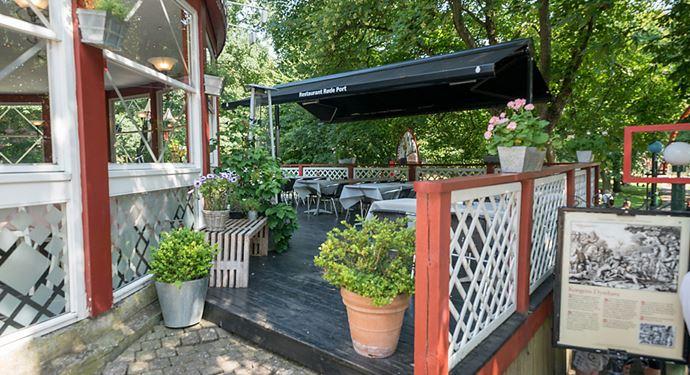 Bakken Restaurant Røde Port Skoven