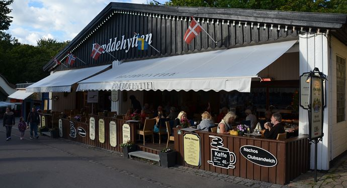 Bakken Restaurant Bræddehytten Facade
