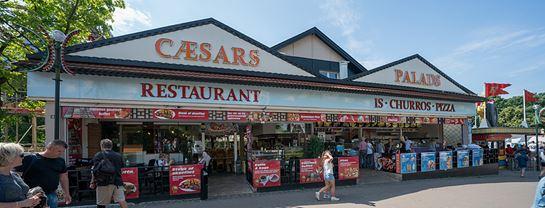 Bakken Restaurant Cæsars Facade