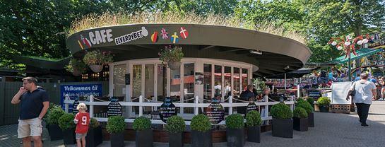 Bakken Restaurant Elverdybet Facade