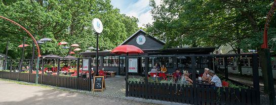 Bakken Restaurant I Læ Terrasse