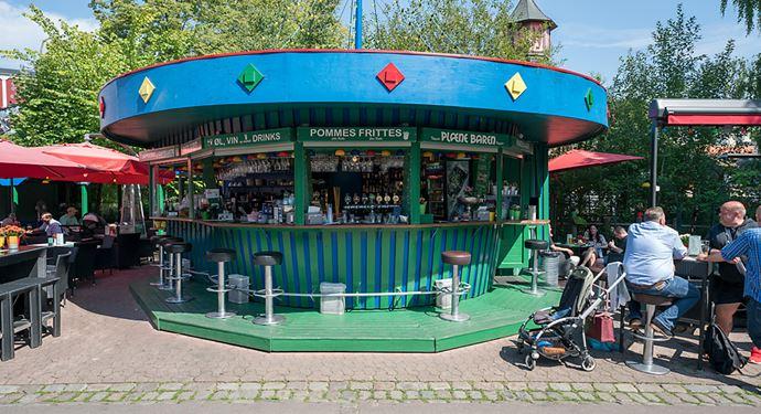 Bakken Pub Bar Plænebaren Facade