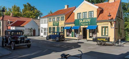 Rundvisning & middag i Korsbæk