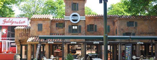 Bakken Restaurant Prego Facade Middag