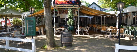 Bakken Restaurant Skovly Facade