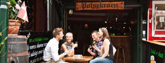 Bakken Pub Bar Pølsekroen Gruppe Voksen Stemning Øltour