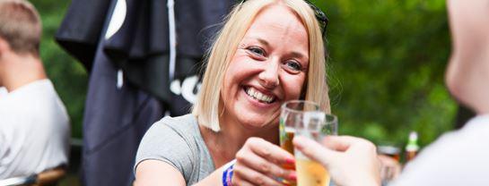 Bakken Pub Bar Pølsekroen Gruppe Voksen Stemning Øltour Hygge