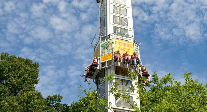 Bakkens roliga Skyroller - köb åkband online för 50 kr.