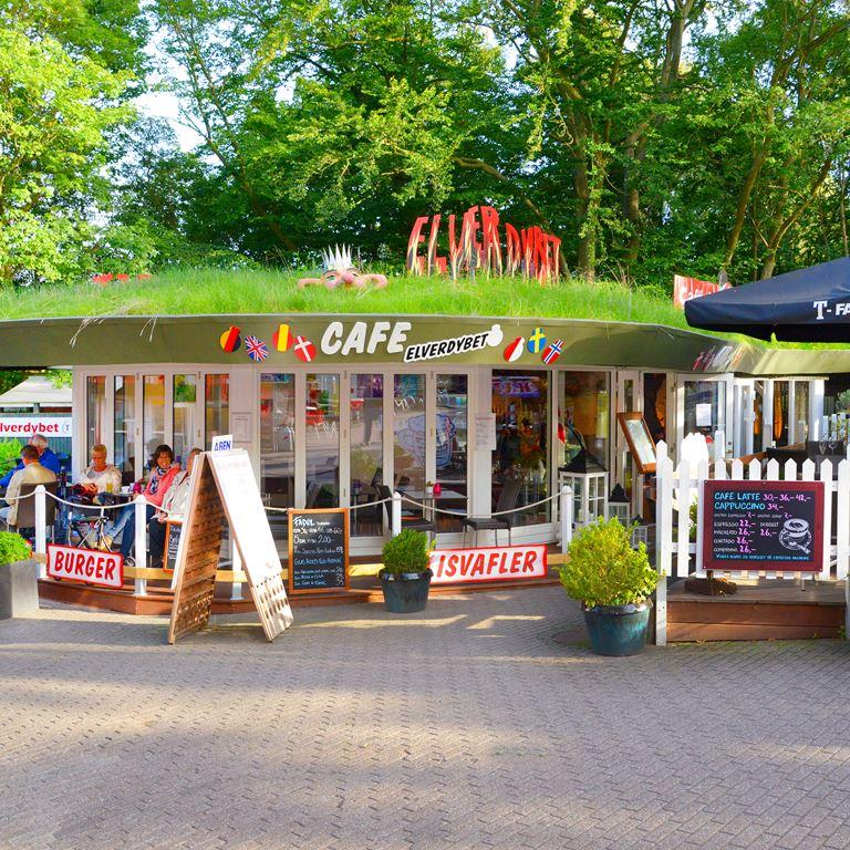 Elverdybet - trevlig cafésteämning på Bakken
