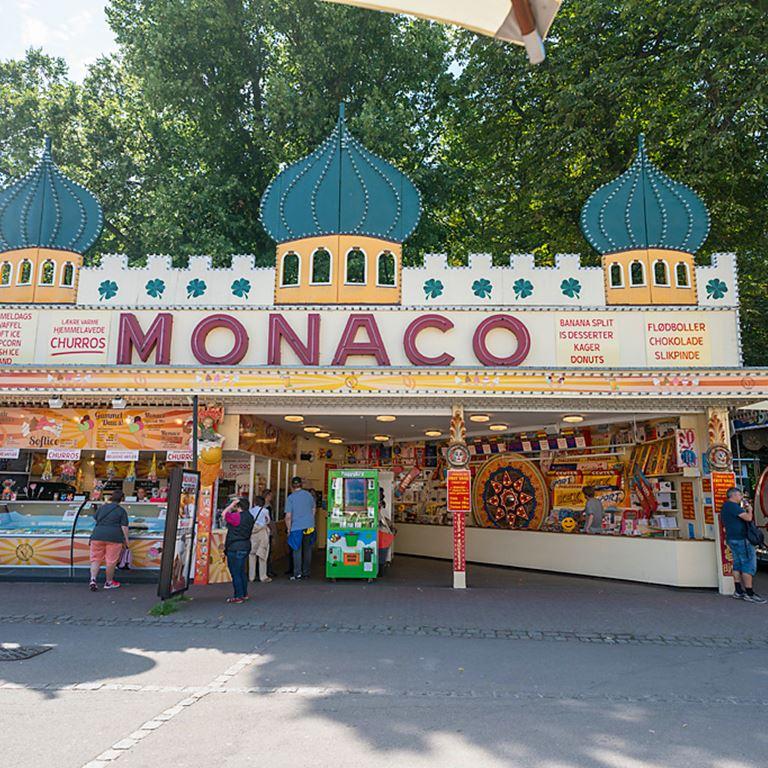 Monacohallens Varespil og Roulette