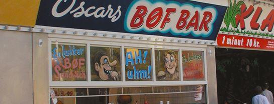 Bakken Cafe Is Fastfood Oscars Boefbar Facade