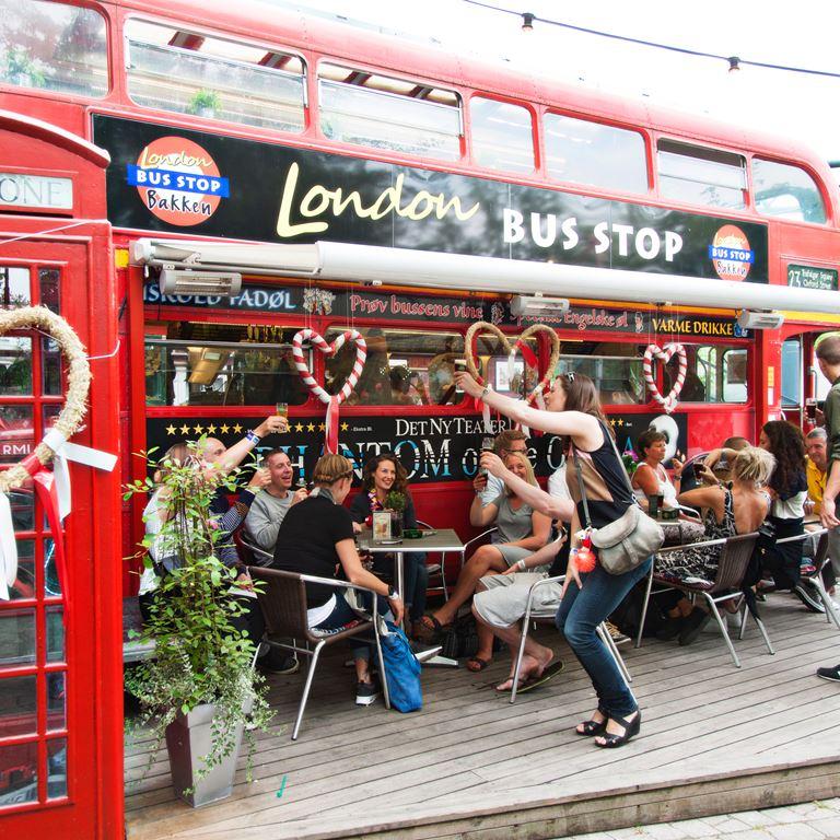 London Bus Pub søger medarbejdere