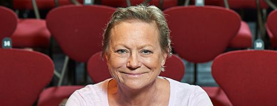 Bakken Cirkusrevyen Lisbet Dahl 2018