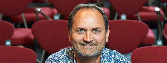 Bakken Cirkusrevyen Niels Ellegaard 2018