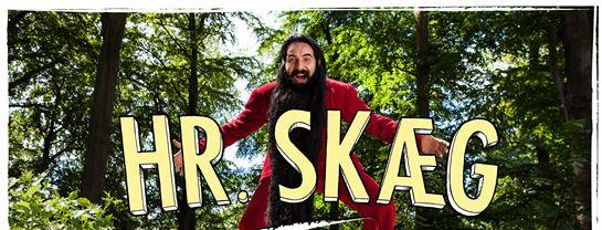 Bakken Underholdning Hr Skaeg DR Logo
