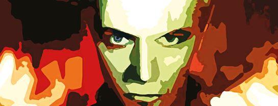 Bakken Underholdning Cover Tirsdag Band Best of Bowie logo