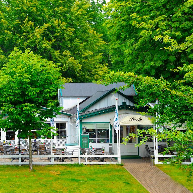 Skovly - Hyggelig restaurant på Bakken