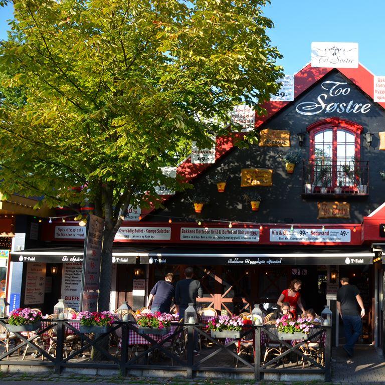 Bakken Restaurant To Soestre Facade Gaester Middag