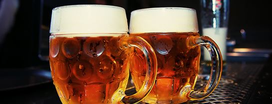 Bakken Mad Drikkevarer Oel Oelglas Bar