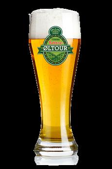 Bakken Oeltour Beer Glas
