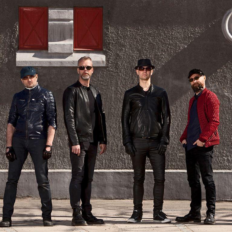 Bakken Underholdning Covertirsdag Musik Die Herren U2