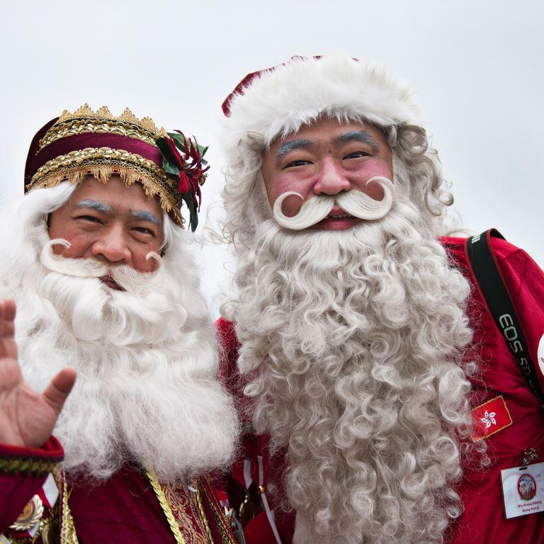 Bakken Underholdning Julemaendenes Verdenskongres Oesten