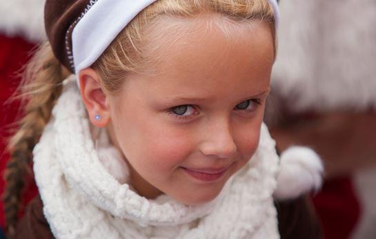 Bakken Underholdning Julemaendenes Verdenskongres Nissepige