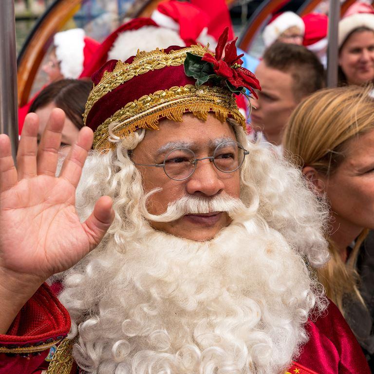 Julemændenes Verdenskongres på Bakken