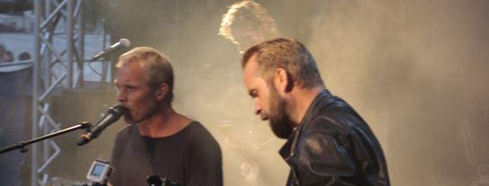 Bakken Underholdning Koncert A Rush Of Coldplay Guitarist Band