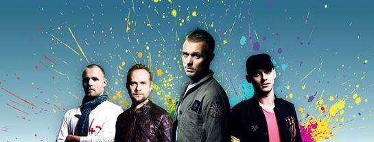 Bakken Underholdning Koncert A Rush Of Coldplay
