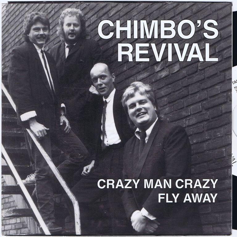 Bakken Underholdning Musik TirsdagsPigtraad Chimbos Revival Vintage