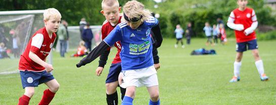 Bakken Event Boern Unge Fodbold Festival Fodboldkamp