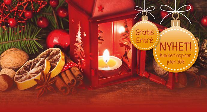 Kombiner din julefrokost med et besøg i verdens ældste forlystelsespark!