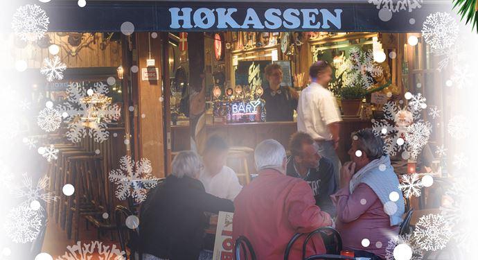 Jul paa Bakken Nyhed 2018 Høkassen Barer Drikke