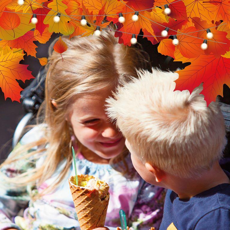 Efterårsferie på Bakken - En sjov oplevelse