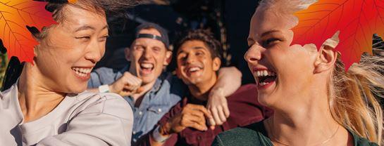 Efteraarsferie paa Bakken Nyhed 2018 Rutschebanen Forlystelser Unge Hygge