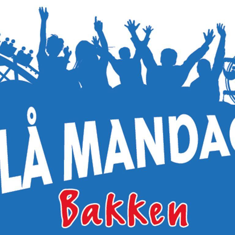 Hold din Blå Mandag på Bakken - 32 sjove forlystelser, gratis entré og masser af gode grin med vennerne!