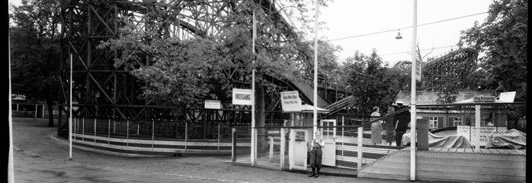 Bakkens Rutschebane 1935 Kbh Bymuseum