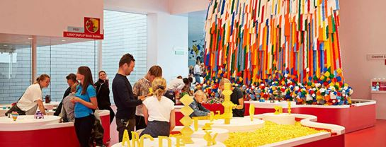 Top Attraktioner Lego House