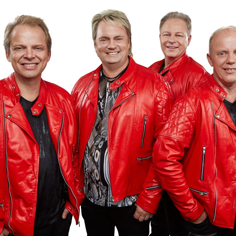 Danmarks ukronede konger på Dansktoppen giver koncert på Bakken