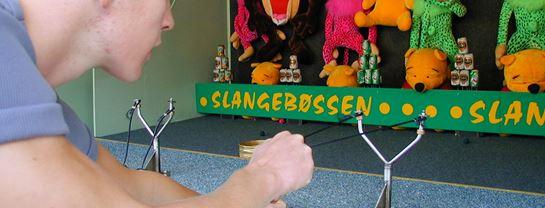 Bakken Spil Sjov Slangebøsse 3