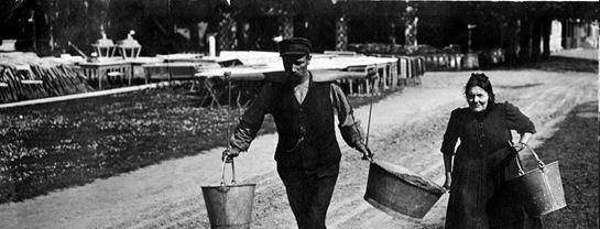 Bakkens historie Vandbaerere i 1900-tallet Københavns Bymuseum