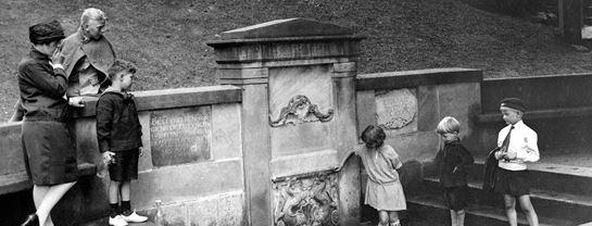 Bakkens Historie Boern ved Kilden i 1930erne Københavns Bymuserum