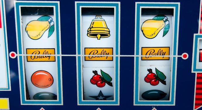 Bakken Spillehaller Spillemaskine Enarmet Tyveknægt