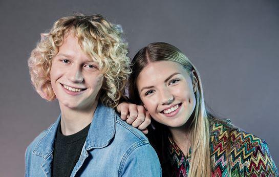 Bakken Underholdning X-Factor Sol og Christian