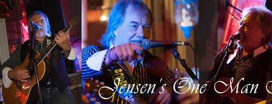 Bakken Musik Sommelyst Jensen One Man Band