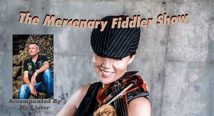 Bakken Sommerlyst Musik Mercenary Fiddler Show