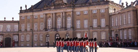 Amalienborg Guide Seværdighed